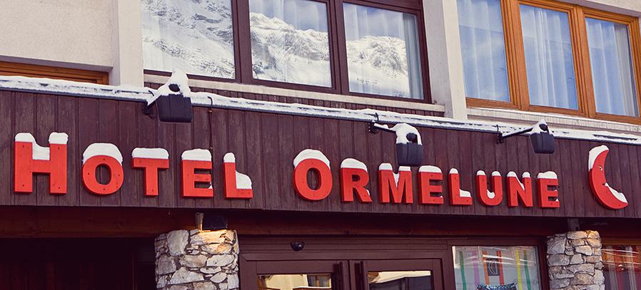 Hotel Ormellune