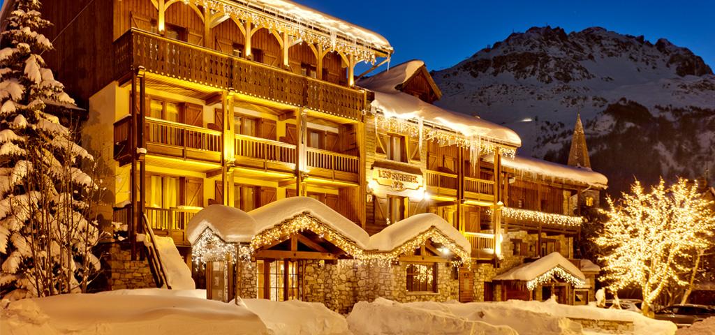 Hotel Les Sorbiers