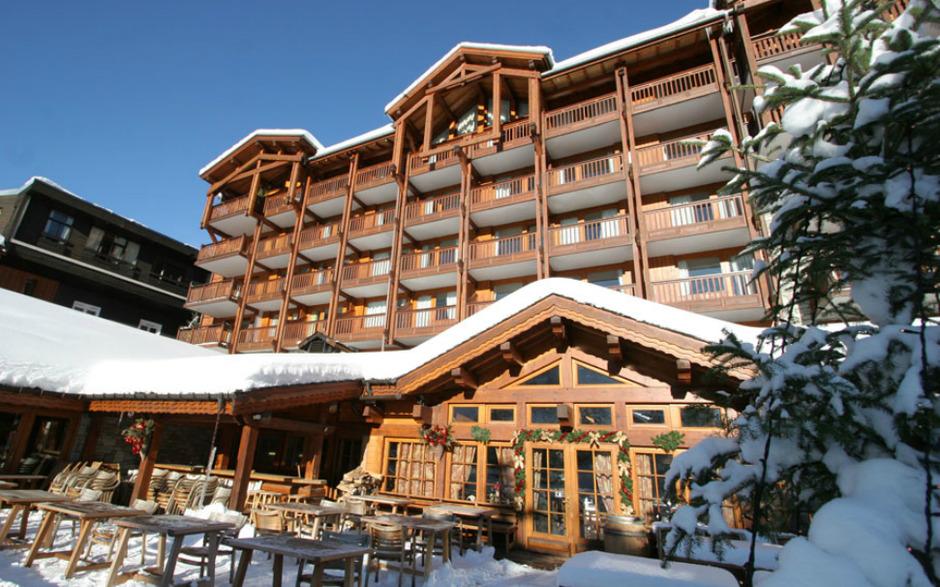 Hotel Blizzard